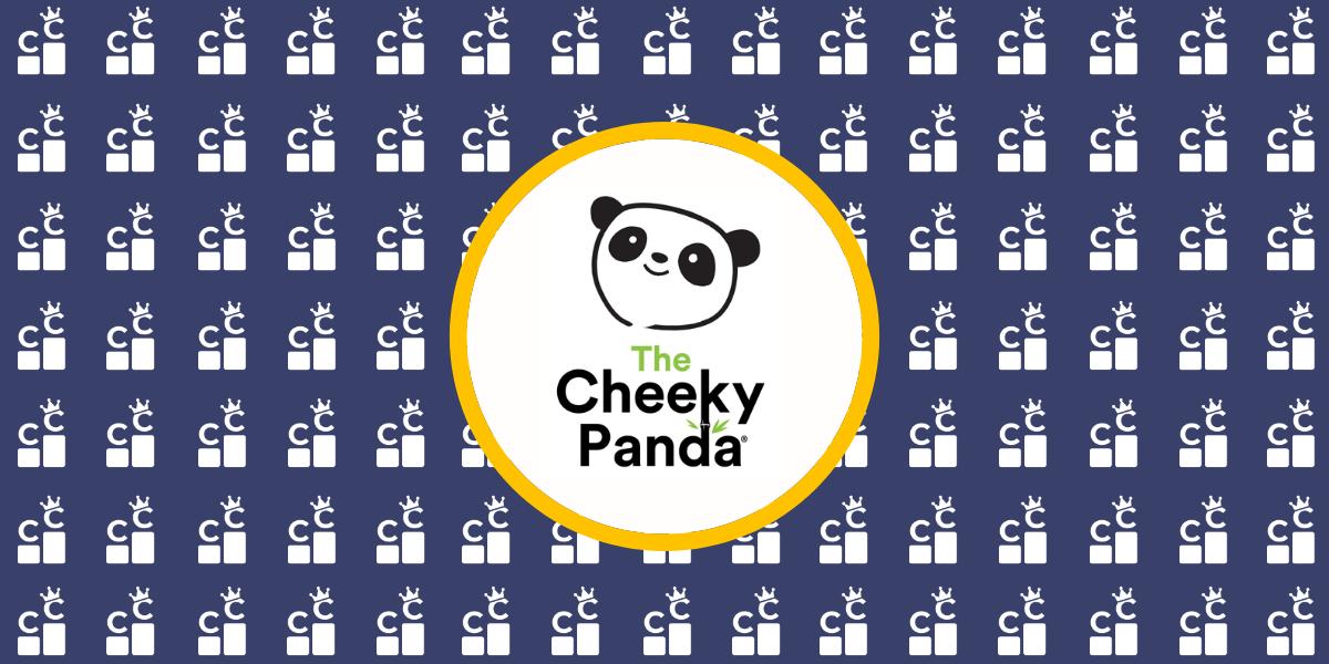 cheeky panda banner
