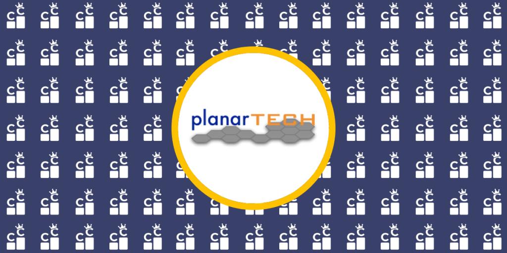 planarTECH banner