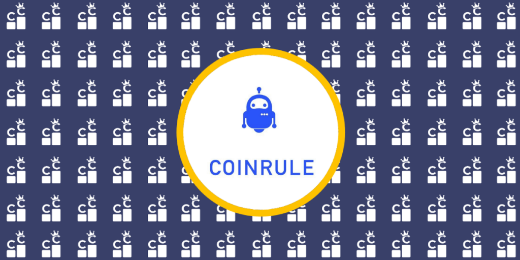 Coinrule banner