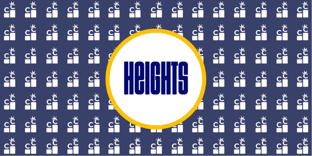 Heights banner