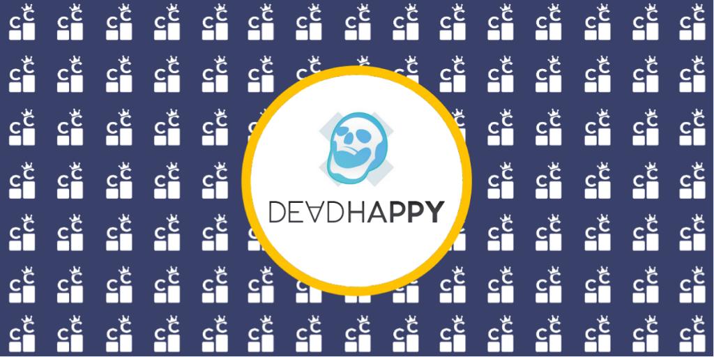 DeadHappy banner